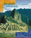 Introduction to Geography, Getis, Arthur and Getis, Judith, 007247291X