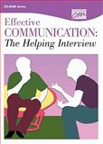 The Helping Interview : Enhancing Therapeutic Communication: Complete Series, Concept Media, 1602322910