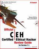 Official Certified Ethical Hacker Review Guide, DeFino, Steven and Greenblatt, Larry, 1133282911