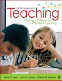 Introduction to Teaching : Making a Difference in Student Learning, Gollnick, Donna M. and Quinn, Linda F., 1452202915
