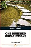 One Hundred Great Essays Plus NEW MyCompLab -- Access Card Package, DiYanni, Robert, 0321912918