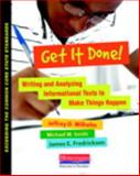 Get It Done! 1st Edition