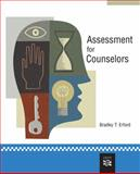 Assessment for Counselors, Erford, Bradley, 0618492917