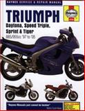 Triumph Daytona, Speed Triple, Sprint and Tiger, Matthew Coombs, 1844252914