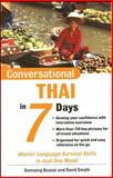 Conversational Thai in 7 Days, Buasai, Somsong and Smyth, David, 0071432914