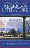 Concise Anthology of American Literature, McMichael, George and Crews, Frederick C., 0133732916
