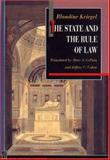 The State and the Rule of Law, Kriegel, Blandine, 0691032912