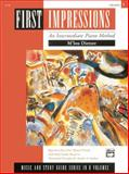 First Impressions -- Music and Study Guides, M'Lou Dietzer, 0739022911