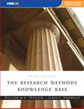 Research Methods Knowledge Base, Trochim, William M. K. and Donnelly, James P., 1592602916