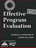 Effective Program Evaluation 9781935542919