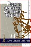 Object-Oriented Software Metrics, Lorenz, Mark and Kidd, Jeff, 013179292X