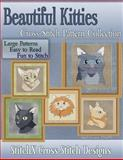 Beautiful Kitties Cross Stitch Pattern Collection, Tracy Warrington, 1495402924