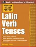 Latin Verb Tenses, Richard E. Prior, 0071462929