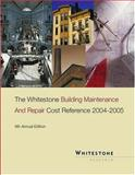 Building Maintenance and Repair Cost Reference, 2004-2005 9780967062921