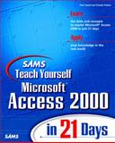 Microsoft Access 2000, Paul Cassel and Pamela Palmer, 0672312921
