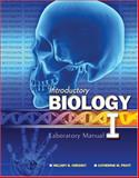 Introductory Biology I Lab Manual, Pratt, Catherine and Cressey, Hillary, 0757542921