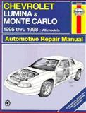 Chevrolet Lumina and Monte Carlo : '95 Thru '98, Kibler, Jeff, 1563922924