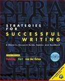 Strategies for Successful Writing with 2001 APA Guidelines, Reinking, James A. and Hart, Andrew W., 0130452920