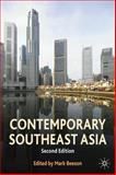 Contemporary Southeast Asia, , 0230202926