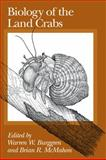 Biology of the Land Crabs, , 0521112923