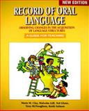 Record of Oral Language, Clay, Marie M., 032501292X