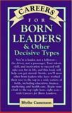 Careers for Born Leaders 9780844222929