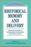 Rhetorical Memory and Delivery 9780805812930