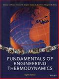 Fundamentals of Engineering Thermodynamics, Moran, Michael J. and Shapiro, Howard N., 1118412931