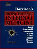 Harrison's Principles of Internal Medicine, Harrison, Tinsley R. and Fauci, Anthony S., 0070202931
