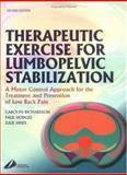 Therapeutic Exercise for Lumbopelvic Stabilization 9780443072932