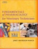 Fundamentals of Pharmacology for Veterinary Technicians, Romich, Janet Amundson, 1401842933