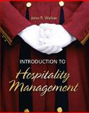 Introduction to Hospitality Management, Walker, John R., 0131112937