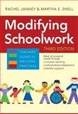 Modifying Schoolwork, Janney, Rachel and Snell, Martha E., 1598572938