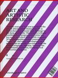 Art and Artistic Research : Music, Visual Art, Design, Literature, Dance, Corina Caduff, Fiona Siegenthaler, 3858812935