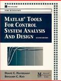MATLAB Tools for Control System Analysis and Design 9780132022934