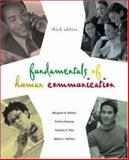 Fundamentals of Human Communication, DeFleur, Margaret H. and DeFleur, Melvin L. (Melvin Lawrence), 0072862939