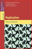 Replication : Theory and Practice, , 3642112935