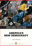 America's New Democracy, Fiorina, Morris P. and Peterson, Paul E., 0205662935