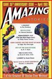 Amazing Stories: Giant 35th Anniversary Issue, Ray Bradbury and Edgar Rice Burroughs, 1499772939
