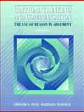 Critical Thinking in Communication : The Use of Reason in Argument, Inch, Edward S. and Warnick, Barbara, 0205272932