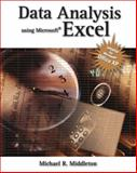 Data Analysis Using Microsoft Excel : Updated for Office XP, Middleton, Michael R., 0534402933
