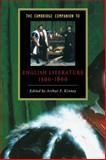 The Cambridge Companion to English Literature, 1500-1600 9780521582940