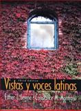 Vistas y Voces Latinas, Levine, Esther L. and Montross, Constance M., 0130282944