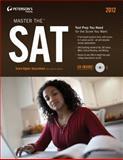 Master the SAT 2012, Peterson's, 0768932947