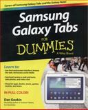 Samsung Galaxy Tabs for Dummies, Dan Gookin, 1118772946