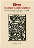 Elves in Anglo-Saxon England : Matters of Belief, Health, Gender and Identity, Hall, Alaric, 1843832941