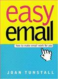 Easy Email, Joan Tunstall, 1865082945