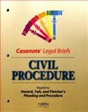 Civil Procedure, Casenotes, 0735552940