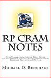 RP Cram Notes, Michael Rennhack, 1477512942