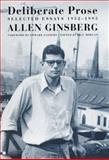 Deliberate Prose, Allen Ginsberg, 0060192941